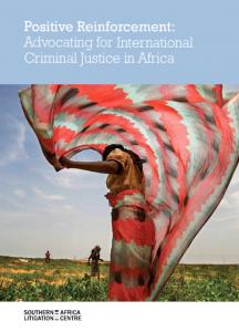 The Southern Africa Litigation Centre (SALC)