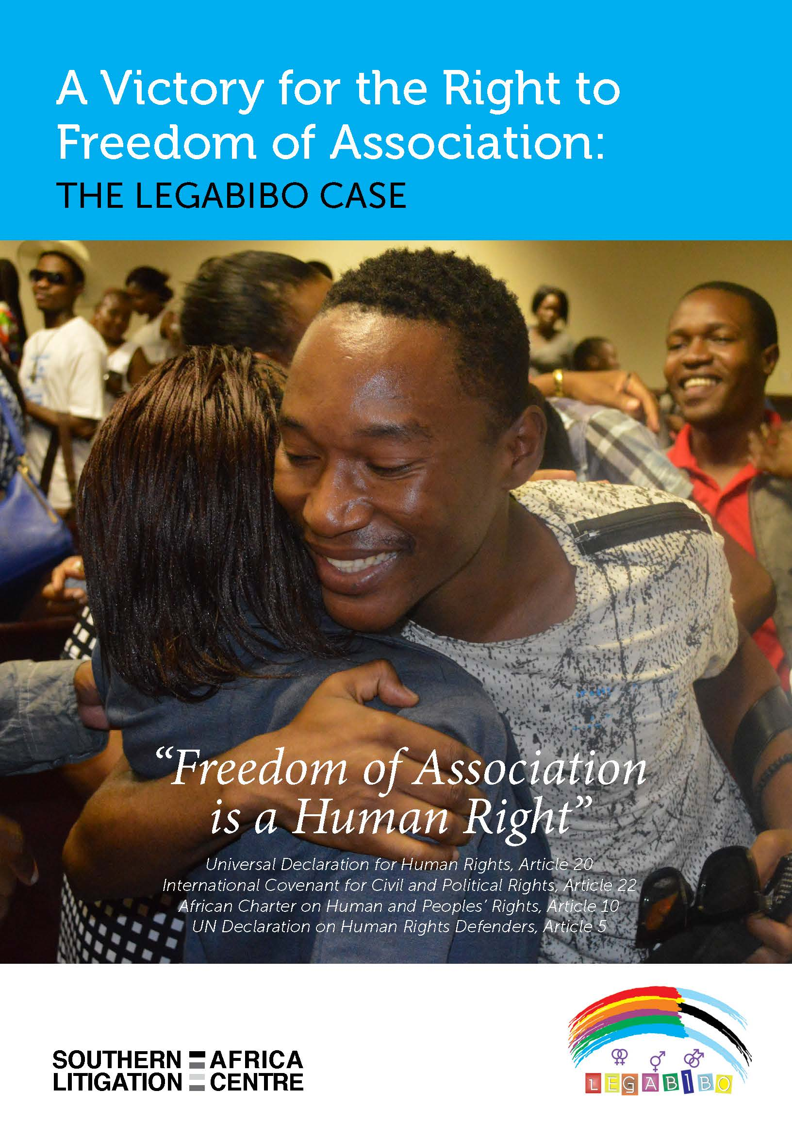 The LEGABIBO case: A victory for the right to freedom of association
