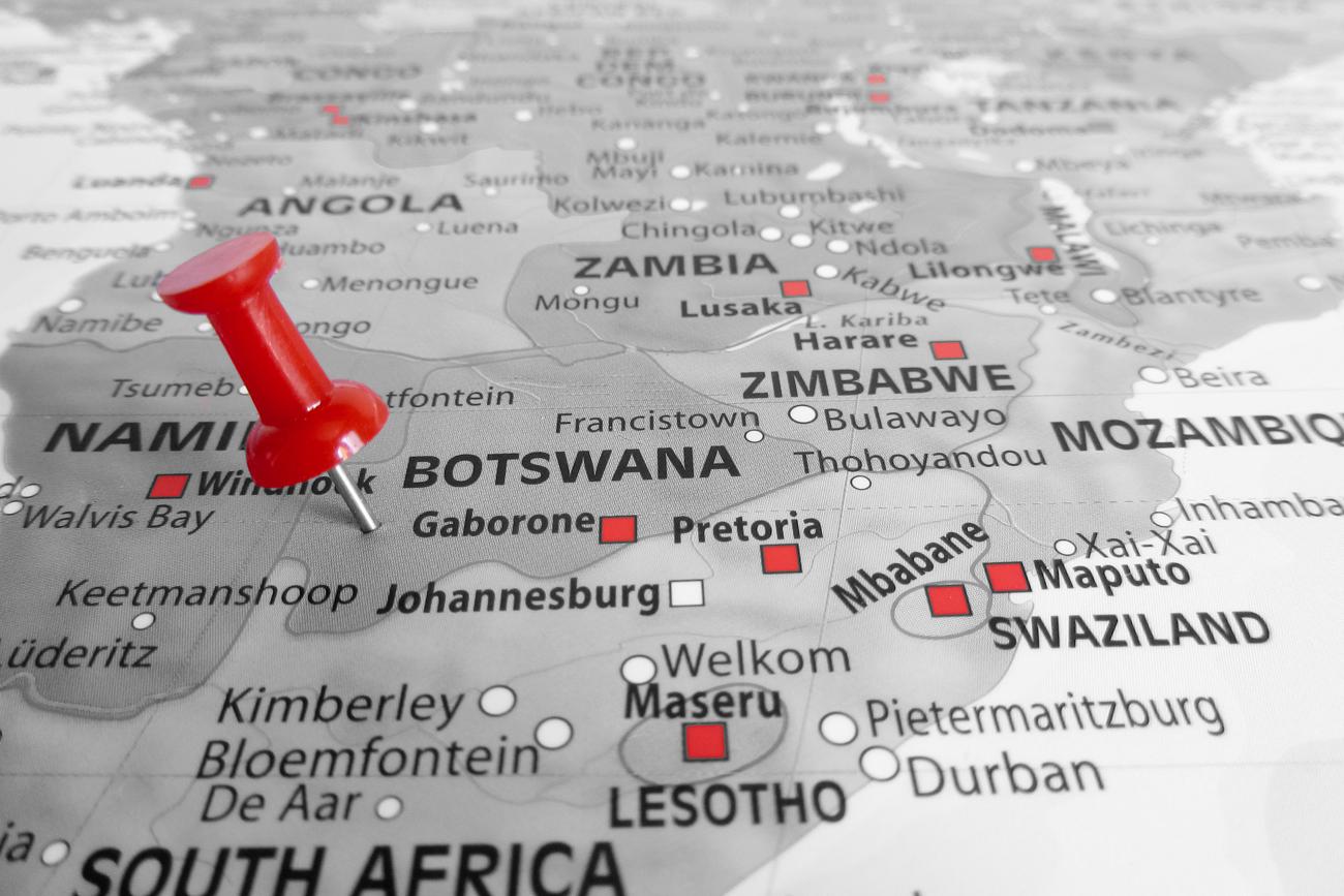 BOTSWANA: CONDOMS IN PRISON DEBATE RAGES