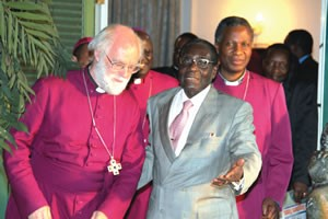 SALC IN THE NEWS: MUGABE IN ROME SHOWS UP VATICAN HYPOCRISY