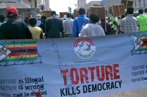 STATEMENT CONDEMNING THE ACTIONS OF THE ZIMBABWE REPUBLIC POLICE FOR THE ASSAULT ON DOUGLAS COLTART