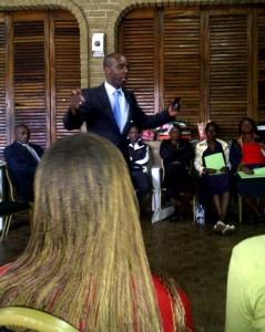SALC'S MEDIA DEFENCE PROGRAMME VISITS SWAZILAND