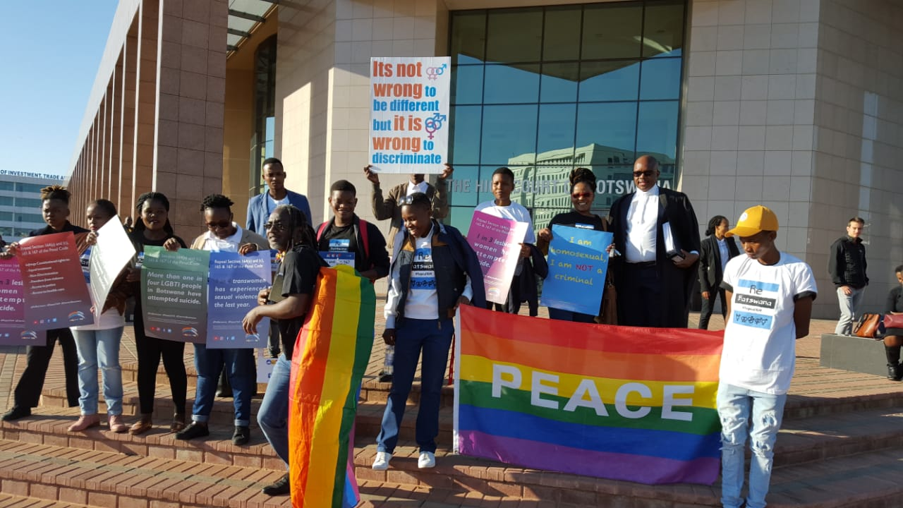 SALC IN THE NEWS: Incremental gains and public activism pave the way for decriminalisation of same-sex sexual conduct in Botswana