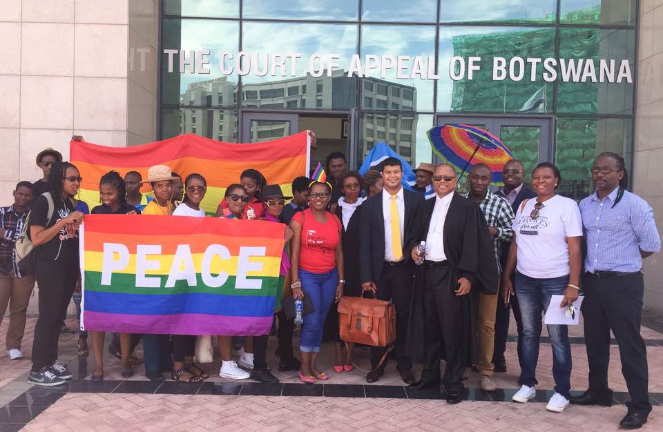 Media Advisory: Botswana High Court to Hear Constitutionality of Offences which Criminalise ConsensualSame-Sex Sexual Conduct