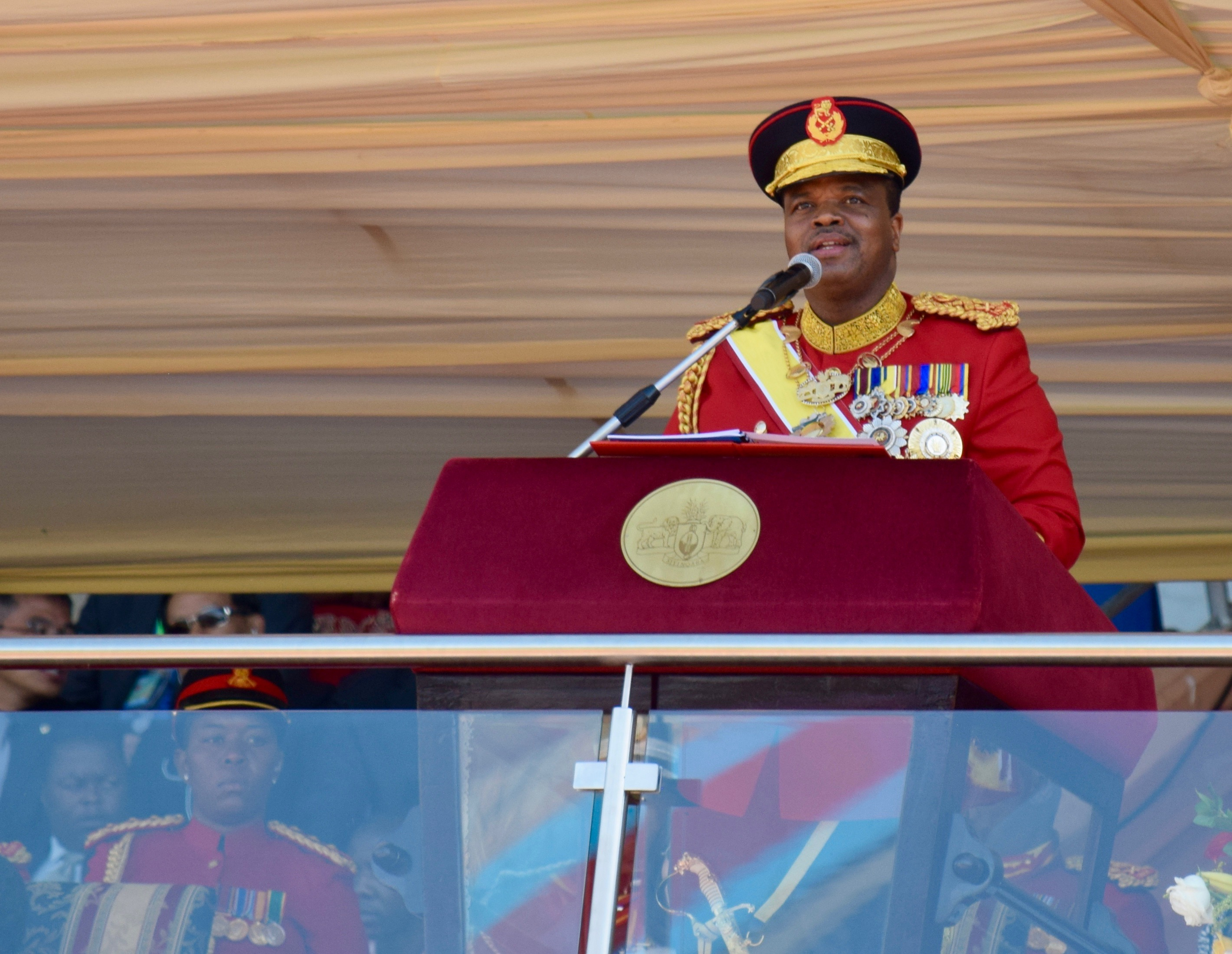 Eswatini: Challenging the extensive use of prerogative powers