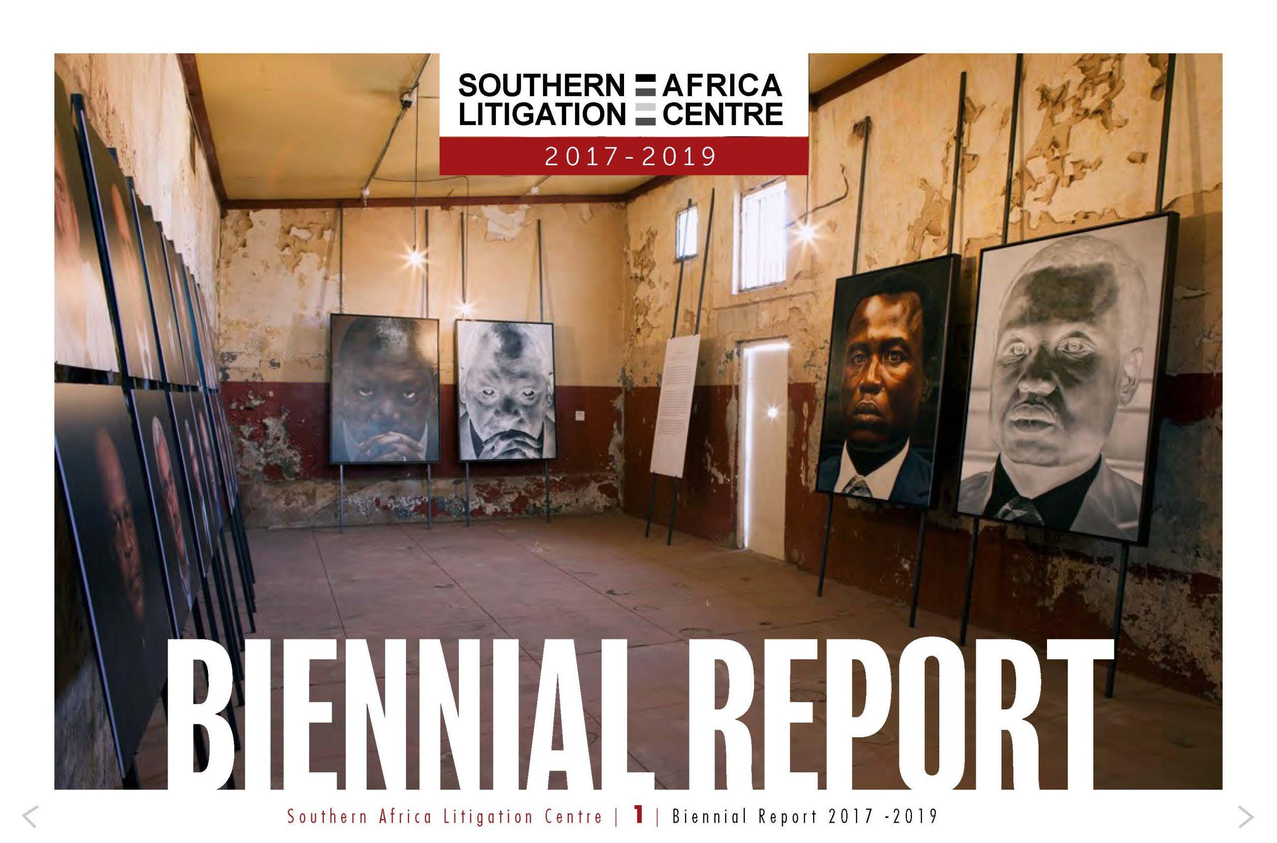 2017-2019 Biennial report
