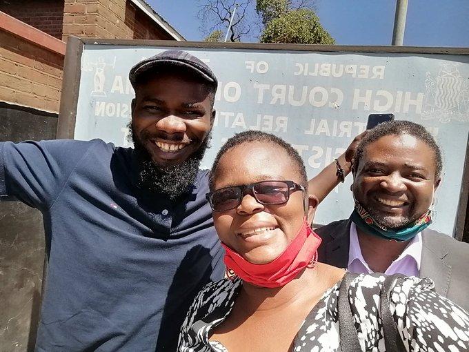 The people v Laura Miti and Bornwell Mwewa