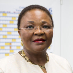 Judge Sanji Mmasenono Monageng